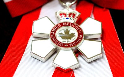 Peter Jacobs '61 Awarded the Order of Canada